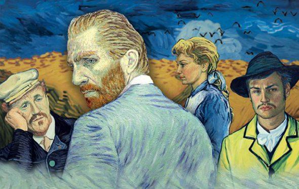 Η ζωγραφισμένη στο χέρι ταινία για τη ζωή του Vincent van Gogh είναι ένα πραγματικό έργο τέχνης