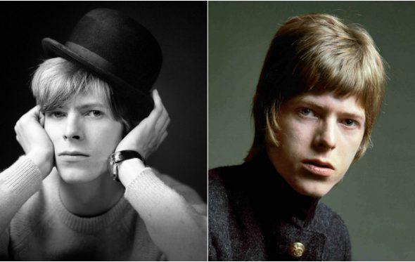O David Bowie προτού μεταμορφωθεί στον Ziggy Stardust