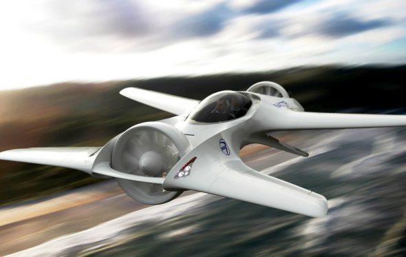 Από το «Back to the Future» στο ιπτάμενο αυτοκίνητο