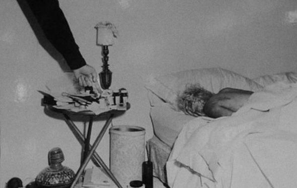 Η νύχτα που πέθανε η Μέριλιν
