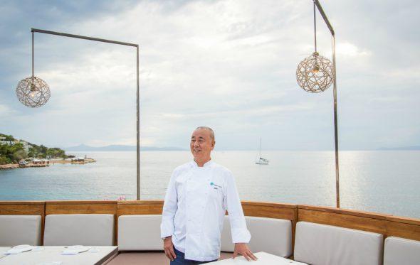 Nobuyuki Matsuhisa: «Είμαι περήφανος που με αντιγράφουν»