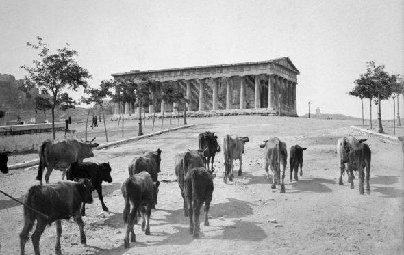 Έτσι ήταν η Αθήνα πριν από 100 χρόνια