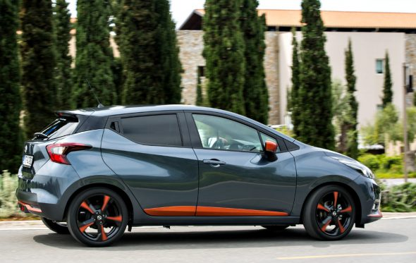 Driven: Nissan Micra 1.5 dCi. Μεταμόρφωση