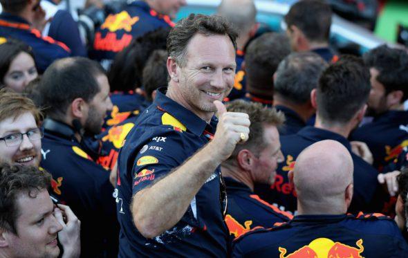 Christian Horner: Μαθήματα σεβασμού από τον μάγο της Formula1