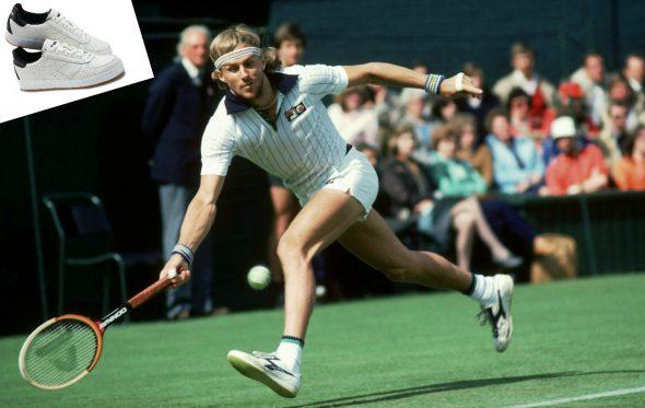 Το cult των B.Elite: Όταν οι θρύλοι του τένις έμοιαζαν με πρωταγωνιστές του Wes Anderson