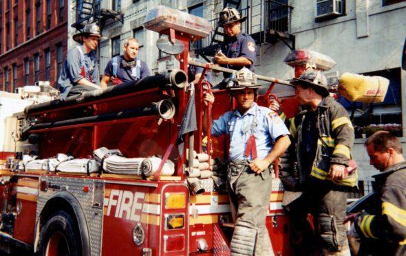 Η άγνωστη (και ηρωική) ιστορία του Steve Buscemi μετά τις επιθέσεις της 11ης Σεπτεμβρίου