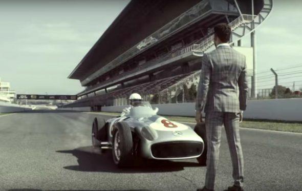 Ο Lewis Hamilton και η IWC σταματούν τον χρόνο