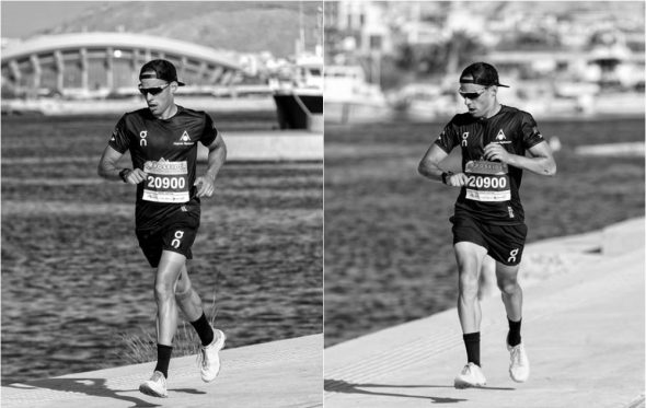 Μιχάλης Τεκέρταλης: «Το τρέξιμο είναι ένας δρόμος όμορφος, καθαρός, γεμάτος ζωή»