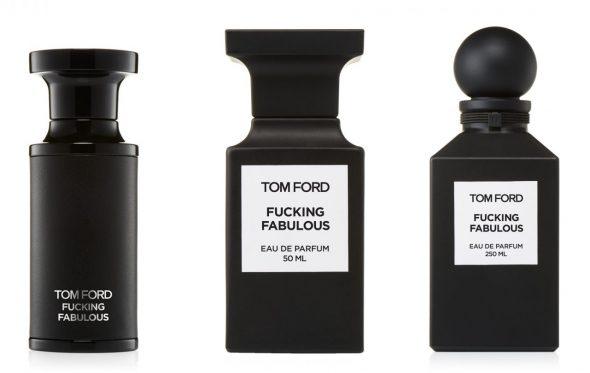 Το νέο unisex άρωμα του Tom Ford είναι Fucking Fabulous