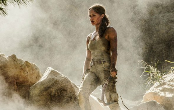 Αυτή είναι η Lara Croft της επόμενης δεκαετίας