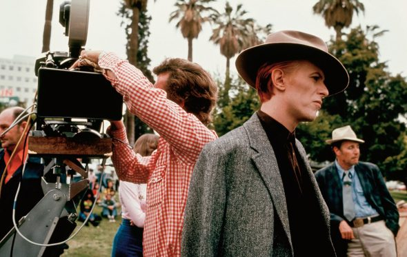 Φωτογραφίζοντας τον David Bowie στην καλτ ταινία «The Man Who Fell to Earth»