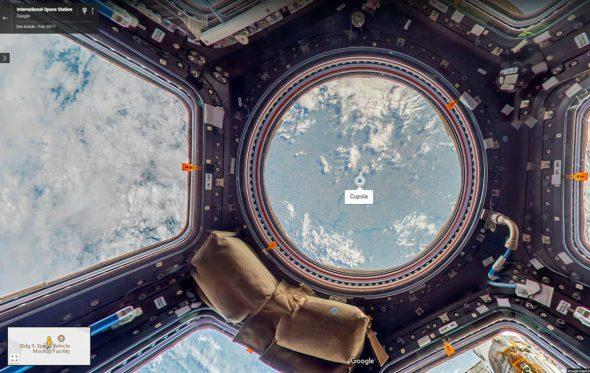 Το Google Maps μας ταξιδεύει στο διάστημα