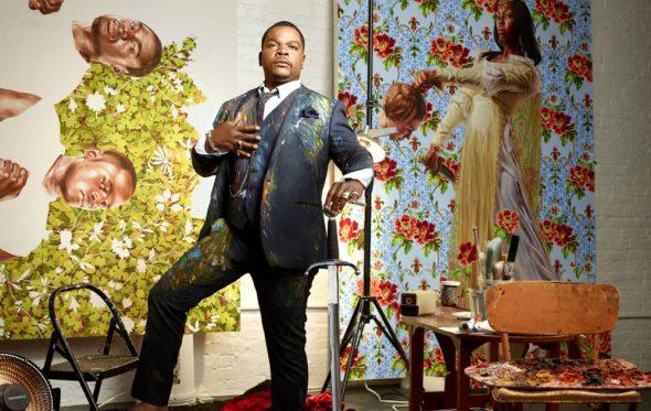 Ποιος είναι ο Kehinde Wiley που θα ζωγραφίσει το επίσημο προεδρικό πορτραίτο του Obama;