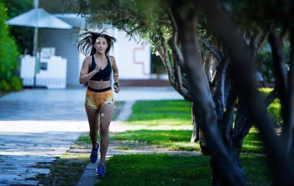 Ραφαηντίνα Πατρικέλλη: «Όταν τρέχω μπαίνω σε έναν δικό μου κόσμο όπου νιώθω καλύτερη»