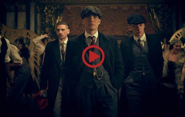 Το πρώτο trailer του 4ου κύκλου του «Peaky Blinders» είναι απλά υπέροχο