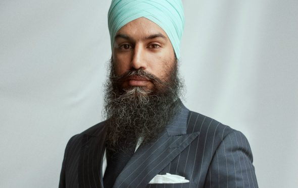 Jagmeet Singh, ο ηγέτης των άλλων «Νεοδημοκρατών» (του Καναδά)