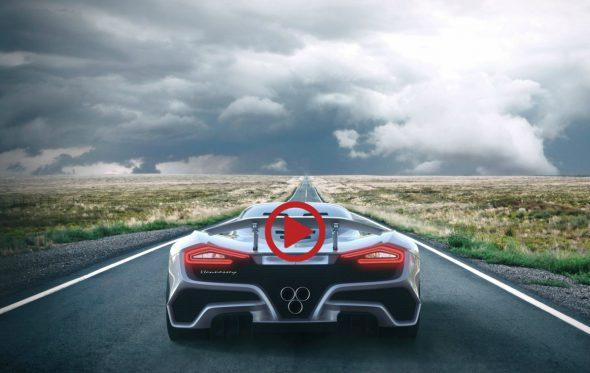 Στα όρια! Η Hennessey Venom F5 θέλει να γίνει το πιο γρήγορο αυτοκίνητο του πλανήτη