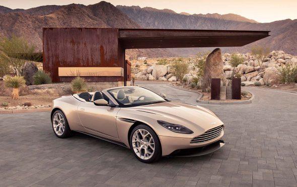 Aston Martin DB11 Volante: Με την «έγκριση» του James Bond