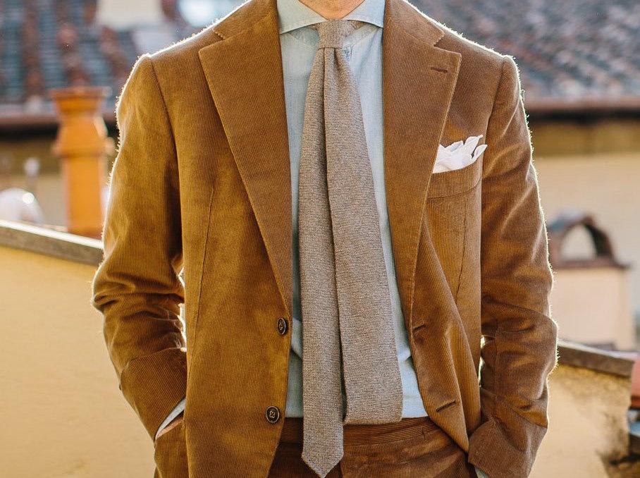 Πώς θα Φορέσεις Σωστά το Κοτλέ Blazer.