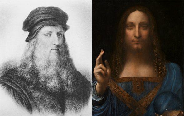 Ο τελευταίος πίνακας του Leonardo da Vinci που βρίσκεται σε χέρια ιδιώτη βγαίνει στο σφυρί