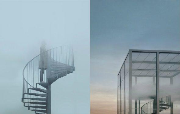H Cartier και η Transsolar φαντάζονται το άρωμα του ουρανού μέσα από τα σύννεφα