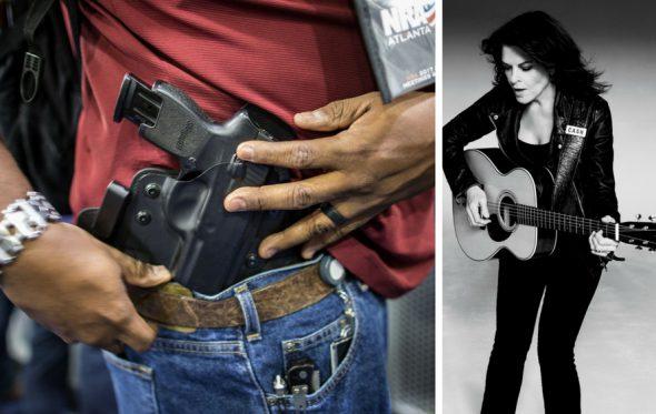 Η κόρη του θρυλικού Johnny Cash κόντρα στο λόμπι των όπλων