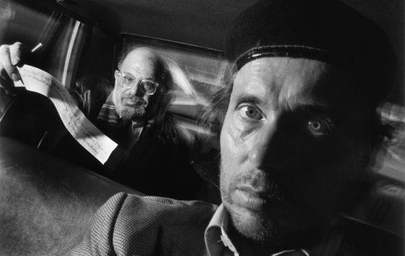 Ο άνθρωπος που φωτογράφιζε τους επιβάτες στο πίσω κάθισμα του ταξί του