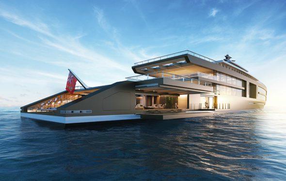 Nature: Ένα υπερσύγχρονο παλάτι των ωκεανών