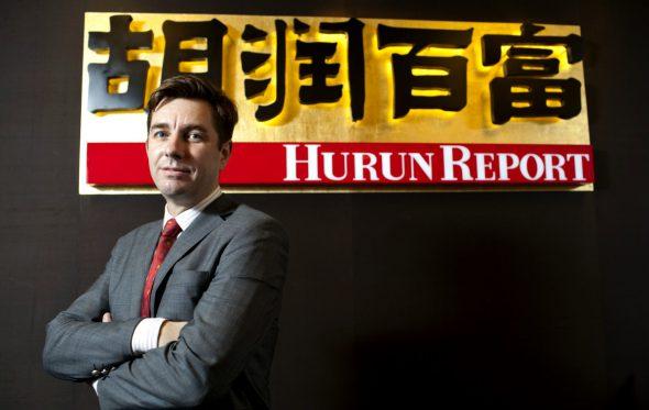 Rupert Hoogewerf: Ο καλύτερος φίλος των δισεκατομμυριούχων (της Κίνας)
