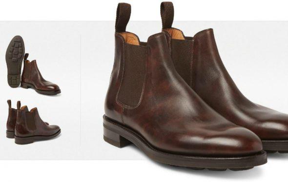 Ποια είναι τα stylish παπούτσια όταν βρέχει;