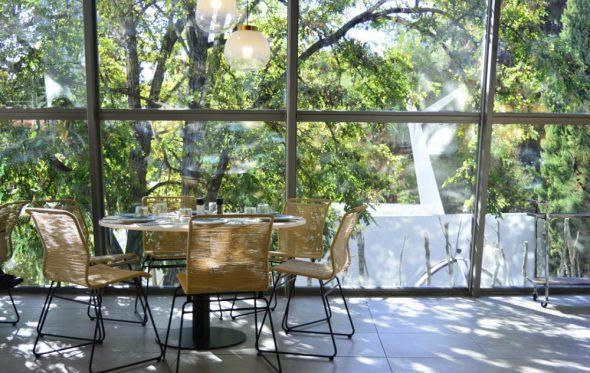 Το Ανφάν Γκατέ στο Τελλόγλειο είναι το πιο σοφιστικέ νέο εστιατόριο της Θεσσαλονίκης