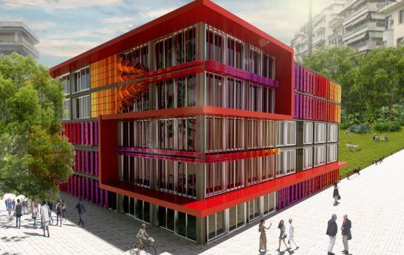 Το χρώμα στην -εν Ελλάδι- Αρχιτεκτονική