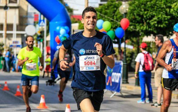 Αλέξανδρος Δημητριάδης: «Η κόπωση από το τρέξιμο μου υπενθυμίζει ότι προσπάθησα και σήμερα»