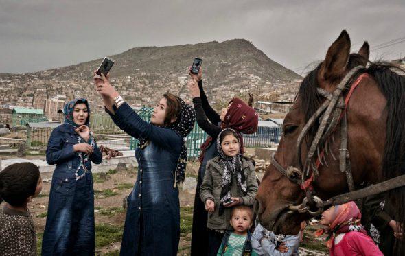 Νεοϋορκέζος στην Καμπούλ