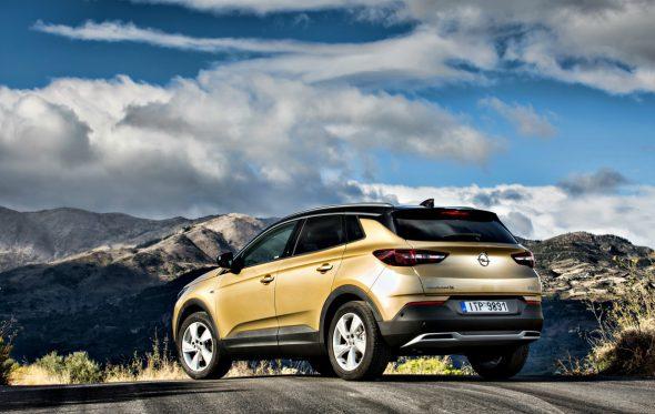 Opel Grandland X: ο μεγάλος αδελφός