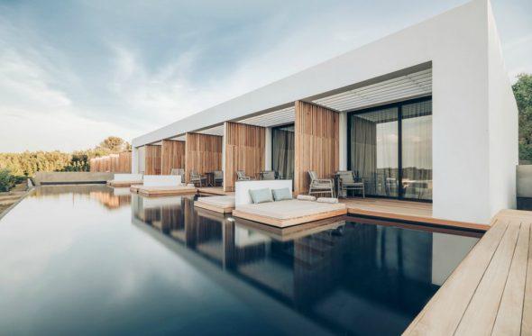Αρχιτεκτονική: Το Zante Maris Suites στη Ζάκυνθο ενώνει τη minimal πολυτέλεια με τη φύση