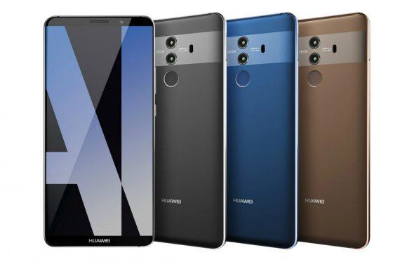 Huawei Mate 10 Pro: Άλμα προόδου