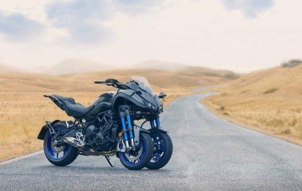 «Δύο λεπίδες»: Το νέο 3τροχο υψηλών επιδόσεων της Yamaha