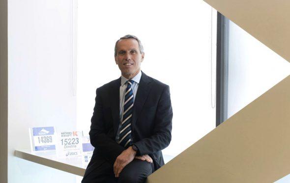 Δημήτρης Ανδριόπουλος, Πρόεδρος της εταιρείας Dimand
