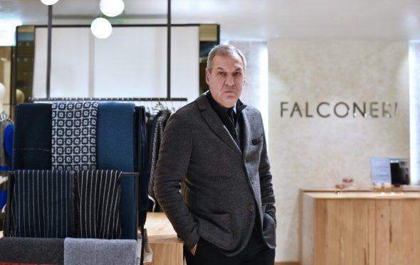 Μάρκο Καρλόττι, συνιδρυτής του Calin Group S.A.