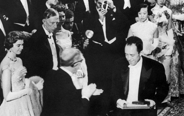 Αλμπέρ Καμύ: Η ομιλία του στη Στοκχόλμη – 60 χρόνια πριν, σαν σήμερα