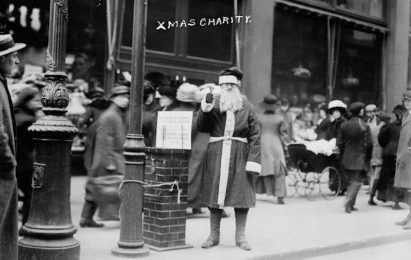 Έτσι ήταν τα Χριστούγεννα πριν από 100 χρόνια