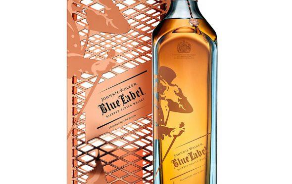 Σαν ροζ χρυσός: Το Johnnie Walker Blue Label δια χειρός Tom Dixon