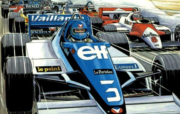 Michel Vaillant: Ο καλύτερος οδηγός του κόσμου έκλεισε τα 60