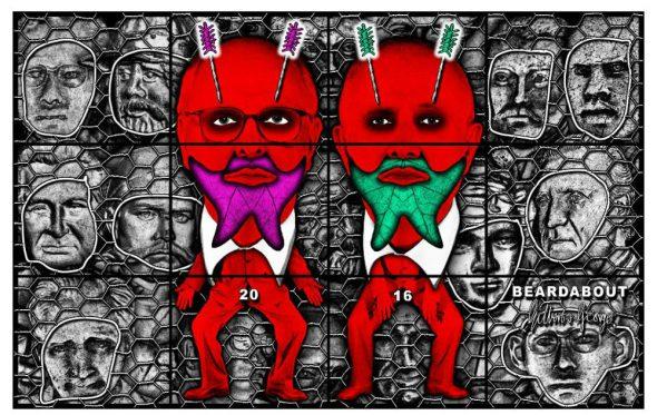 Ο χαοτικός κόσμος των Gilbert & George έρχεται στην Αθήνα