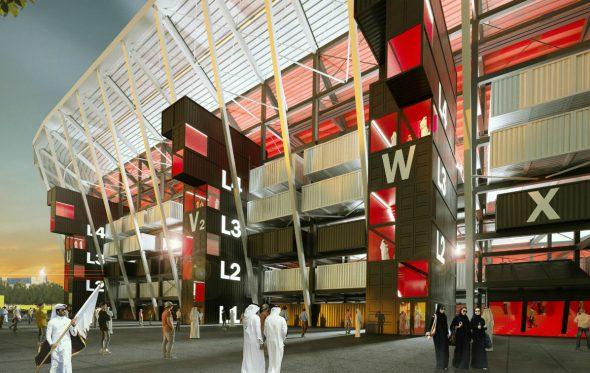 Το Κατάρ χτίζει το πιο περίεργο ποδοσφαιρικό γήπεδο του κόσμου