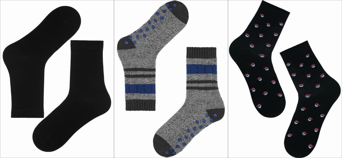 Από κλασικές μονόχρωμες κάλτσες μέχρι μοντέρνες 5c911bf8df3