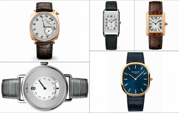 Top 5 «τόσο-όσο» εκκεντρικά, υπέρκομψα ρολόγια