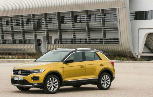 Volkswagen T-Roc: Στο πνεύμα της εποχής