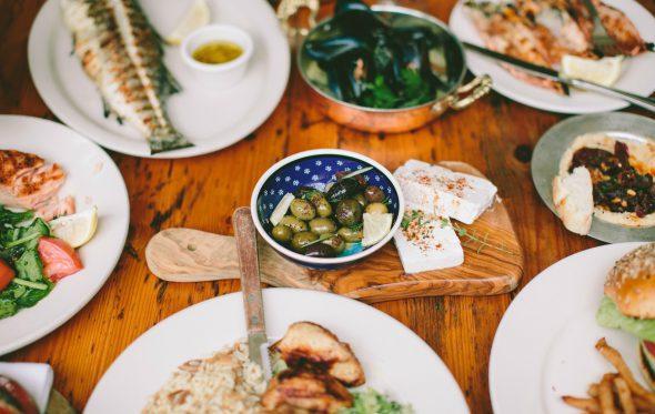 Αυτό είναι το ομορφότερο ελληνικό εστιατόριο εκτός Ελλάδας;